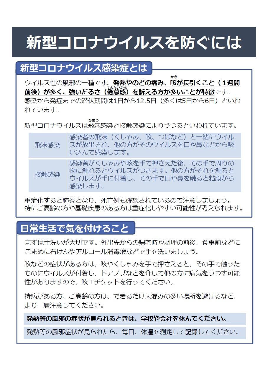コロナ 場所 東京 ウイルス